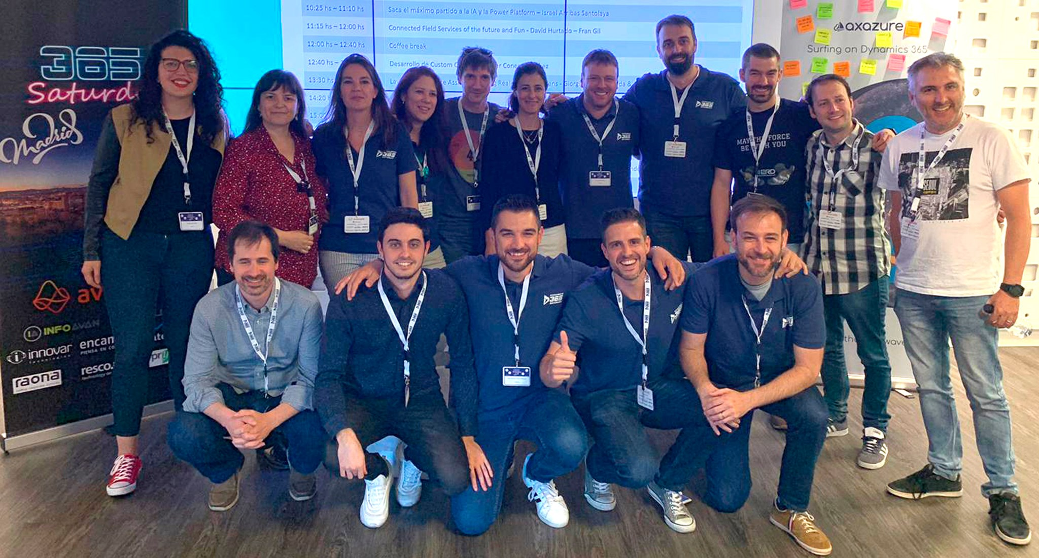 Dynamics 365 Saturday Madrid 2019