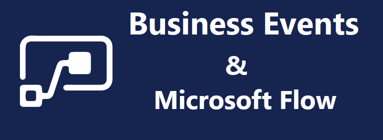 Consume Business Events from Microsoft Flow