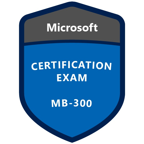 Microsoft Certification Exam MB-300
