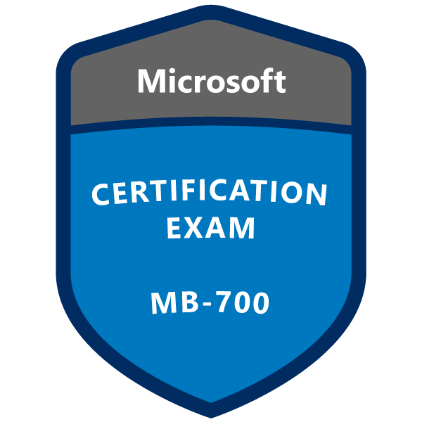 Microsoft Certification Exam MB-700