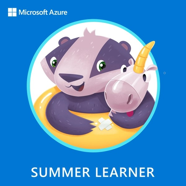 Summer Learner #AzureHeroes