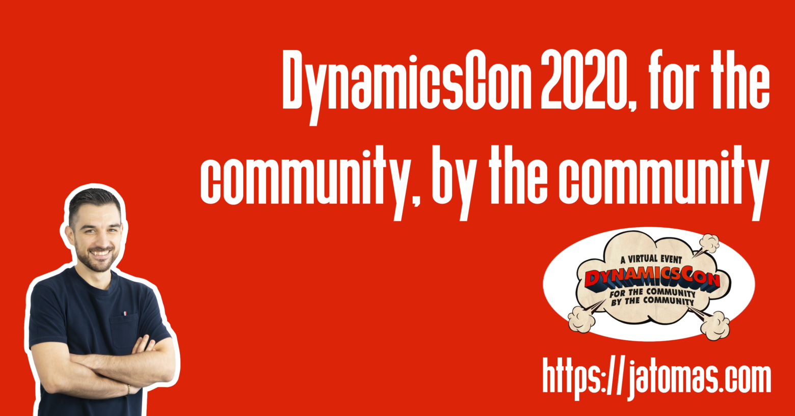 DynamicsCon 2020, for the communiy, by the community