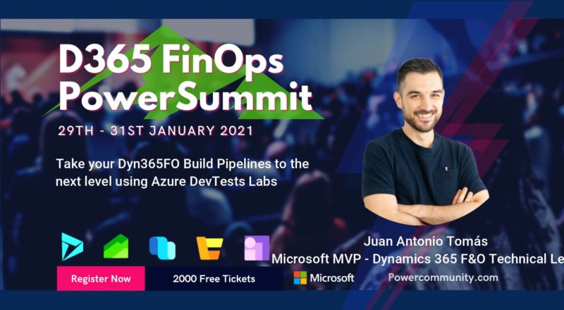 D365 FinOps PowerSummit – D365Bootcamp